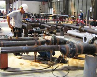 Welding Inspection Welders Qualification Test Wqt
